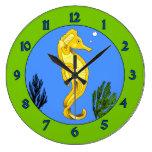 Seahorse Reloj