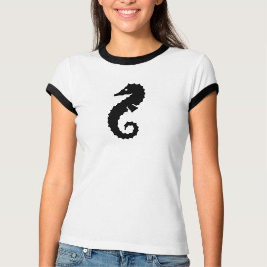 Seahorse Ringer T-Shirt