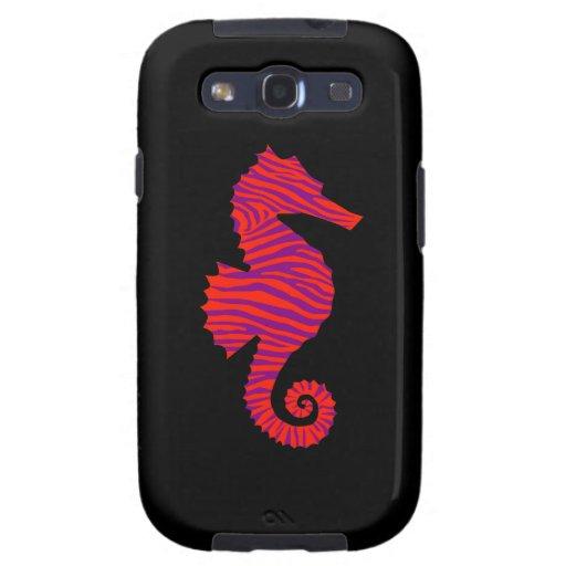 Seahorse Samsung Galaxy SIII Funda