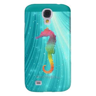 Seahorse - Save The Sea - Sea Horse Samsung S4 Case