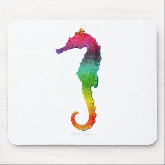 Seahorse - Save The Sea - Sea Horses Mouse Pad