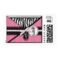 Seahorse Sensation Postcard stamp