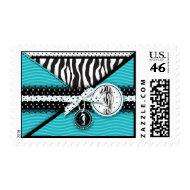 Seahorse Sensation Stamp stamp