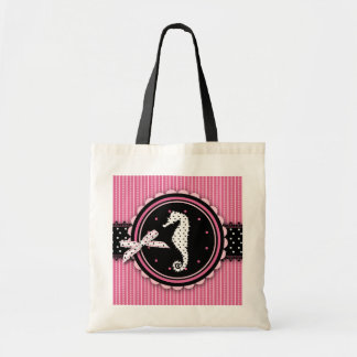 Seahorse Sensation Tote Bag II