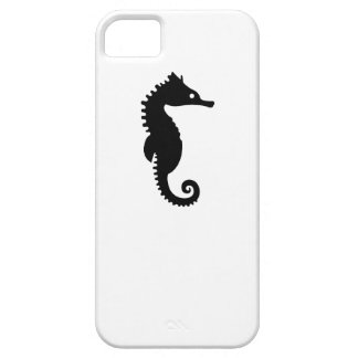 Seahorse Silhouette iPhone 5 Cover