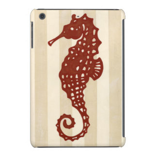 Seahorse Silhouette iPad Mini Retina Cases