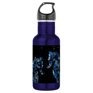 seahorse stainless steel water bottle