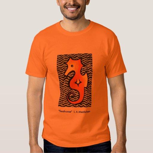 """Seahorse"" T-Shirt"