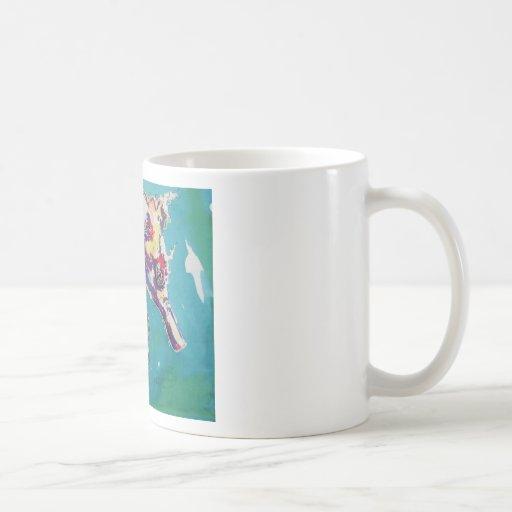 Seahorse Taza De Café