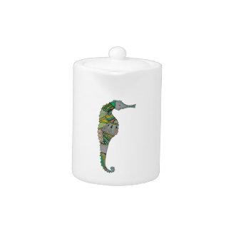 Seahorse Teapot