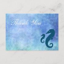 Seahorse Thank You