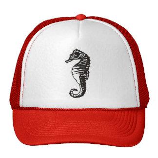Seahorse Trucker Hat