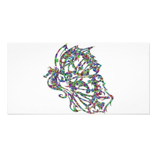 Seahorse w/ Butterfly Wings Card