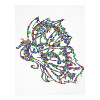 Seahorse w/ Butterfly Wings Personalized Flyer