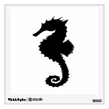 Beach Themed Seahorse Wall Sticker