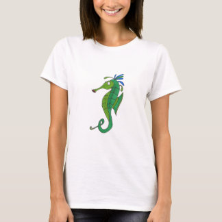 Seahorse women's t-shirt