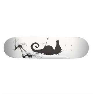 Seahorse y alga marina #1 tablas de patinar