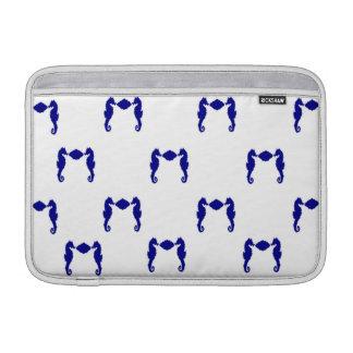 Seahorse y Shell Funda MacBook