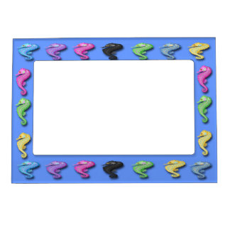 Seahorses Magnetic Frame