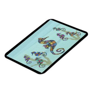 Seahorses Premium Magnet