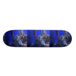 Seahorses Skate Board Deck