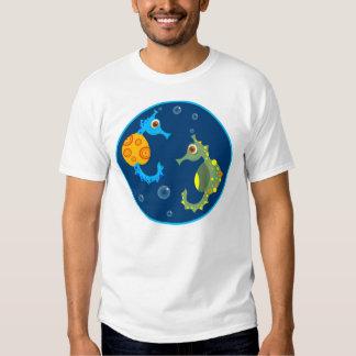Seahorses T-shirt