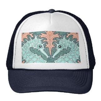 Seahorses Trucker Hat