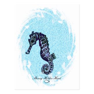 Seahorsie 2 postales