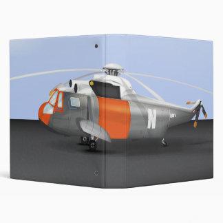 SeaKing rescue Binder