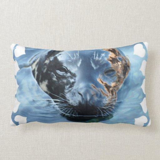 seal-99 pillow