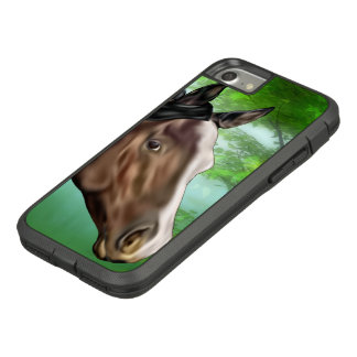 Seal Bay Thoroughbred Horse Case-Mate Tough Extreme iPhone 8/7 Case
