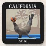 Seal (California Sea Lion) Coasters