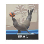 Seal (California Sea Lion) Memo Notepad