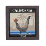 Seal (California Sea Lion) Premium Trinket Boxes