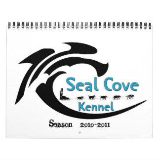 Seal Cove Kennel  Calender Calendar