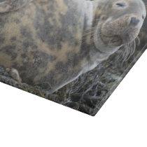Seal Cutting Board