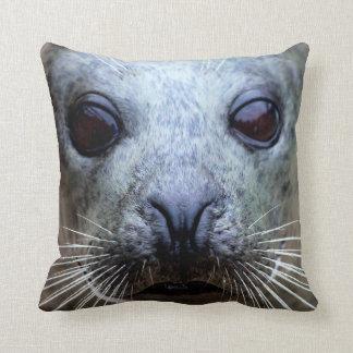 Seal Face Pillow Cushion