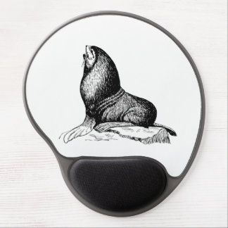Seal Gel Mouse Pad