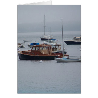 Seal Harbor, Maine Greeting Card