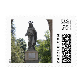 Seal it with God's Love - Florence, Italy Postage