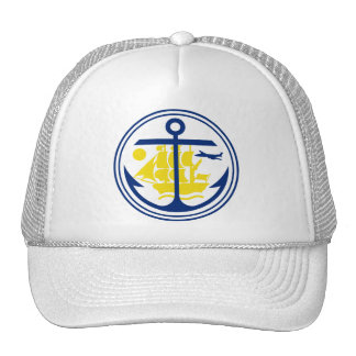 Seal of Anchorage Trucker Hat