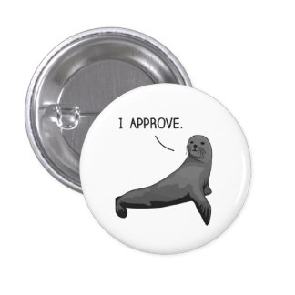 Seal of Approval Button