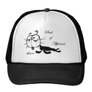 Seal of Approval Hat