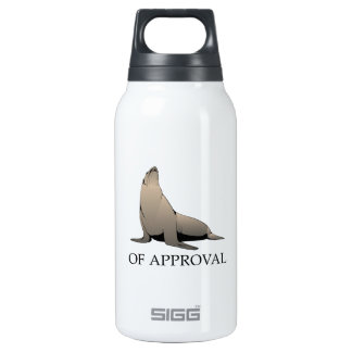 Seal Of Approval Insulated Water Bottle