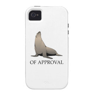 Seal Of Approval iPhone 4/4S Case
