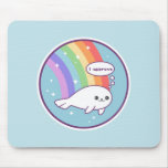 Seal of Approval Mouse Pad