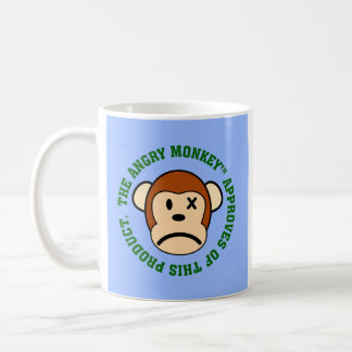 Seal of Approval: Product endorsed by Angry Monkey Coffee Mug