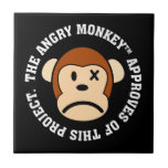 Seal of Approval: Product endorsed by Angry Monkey Ceramic Tiles