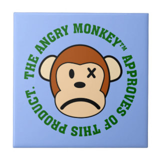 Seal of Approval: Product endorsed by Angry Monkey Tile