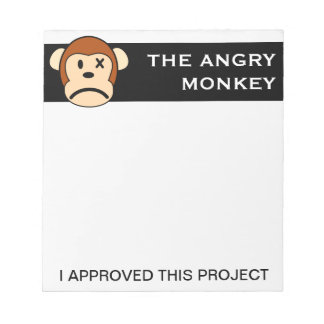 Seal of Approval: Project endorsed by Angry Monkey Notepad